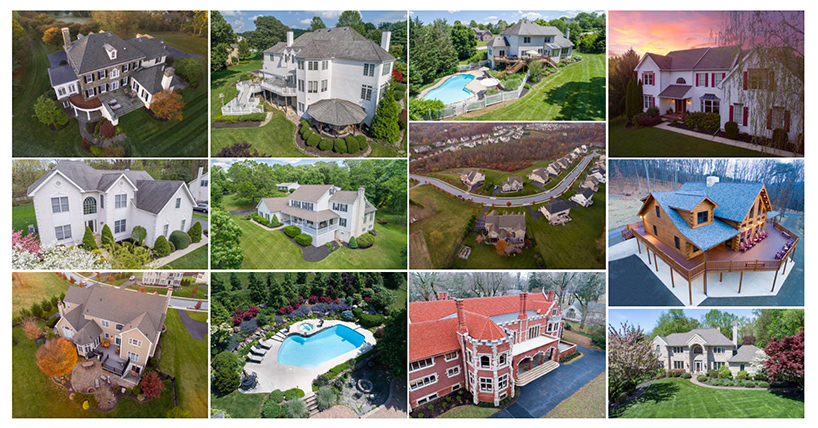 Drone Pilots for Real Estate Aerial Photography & Video